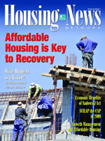 Housing News Network Vol. 25 No. 1