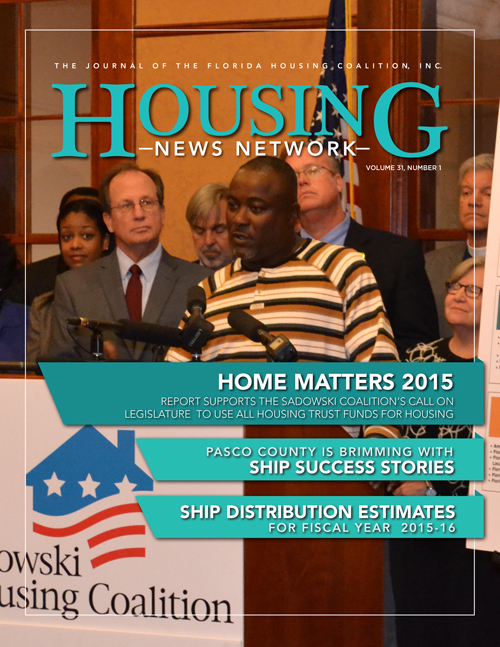 Housing News Network, Vol. 31, No. 1