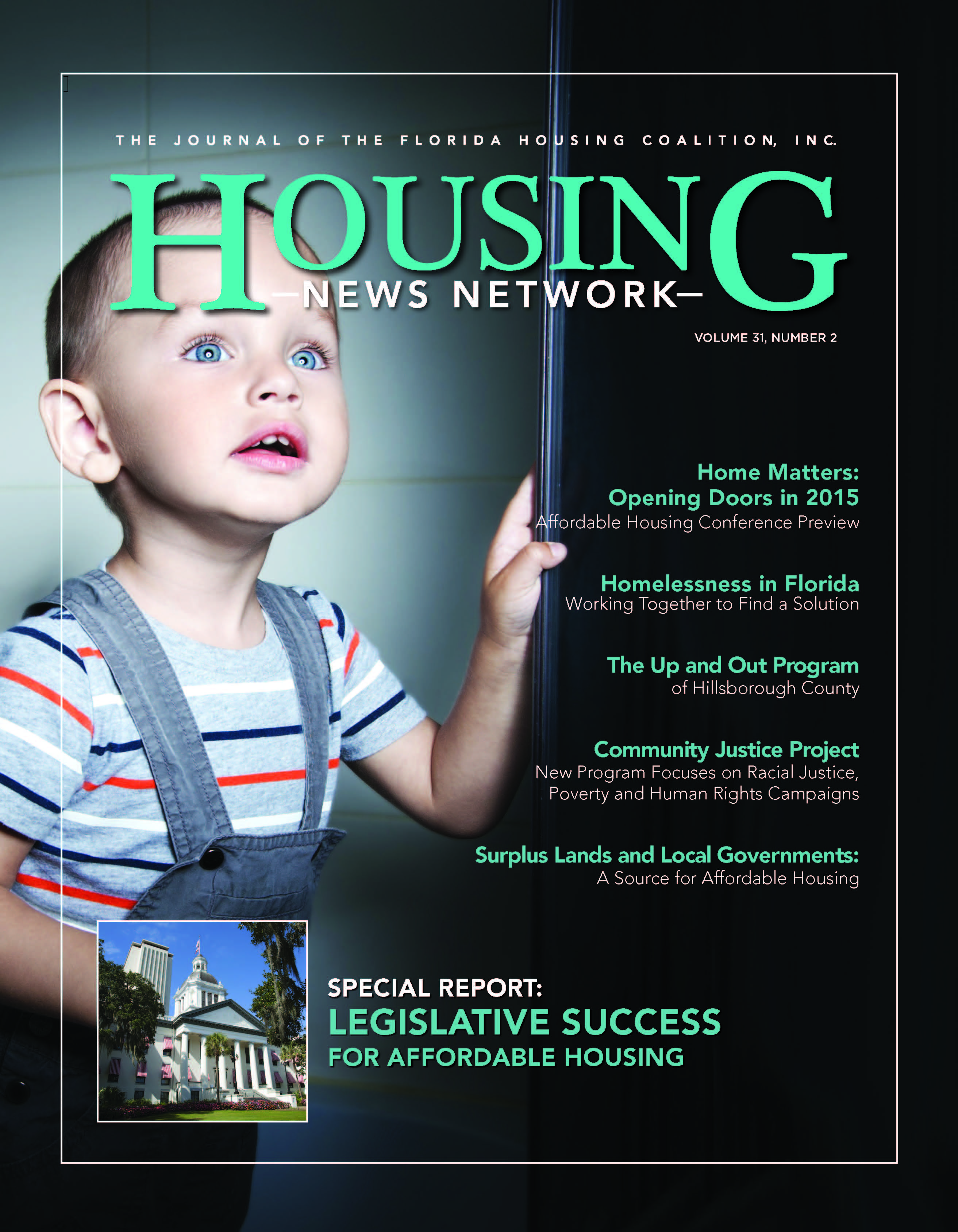 Housing News Network, Vol. 31, No. 2