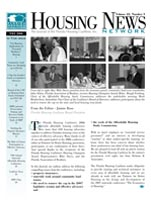 Housing News Network Vol. 22 No. 3