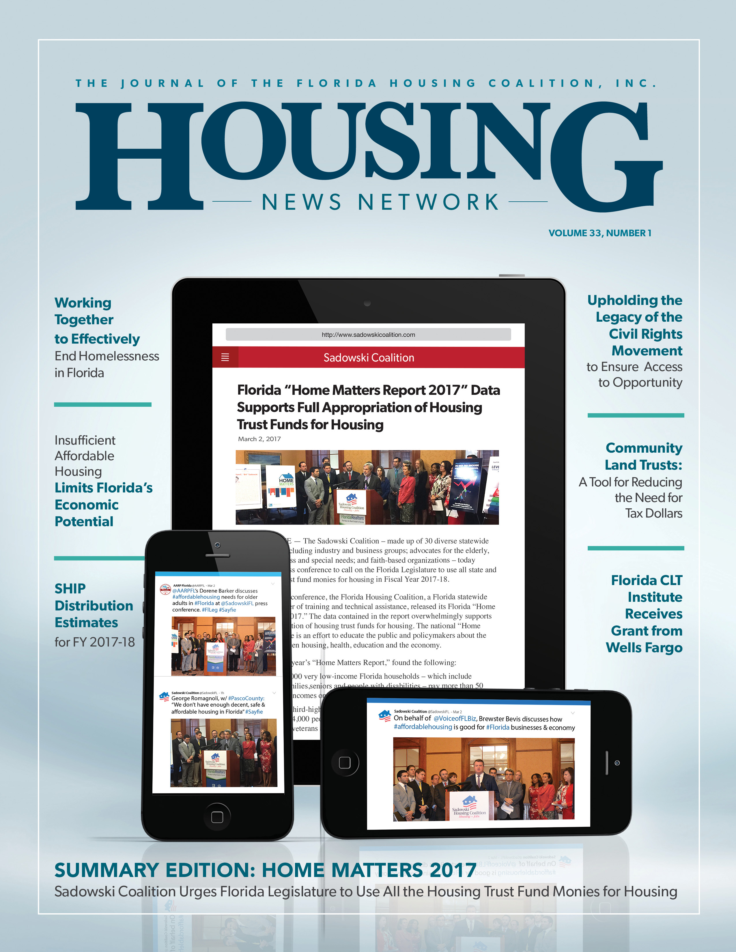 Housing News Network, Vol. 33, No. 1